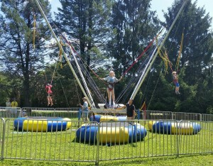 Bungee Trampoline Activity