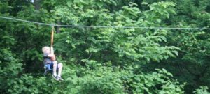 Buccaneer Zipline Activity