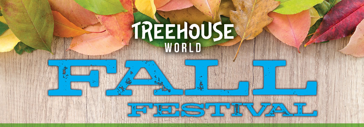 Treehouse World Fall Festival 2019