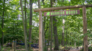 Warrior Woods Obstacle Course