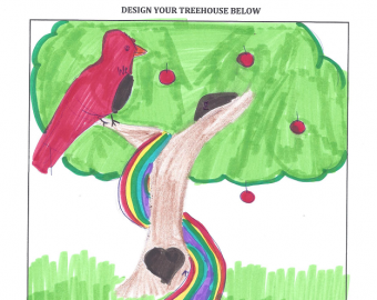 Blog: Kids Design a Tree House Contest