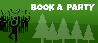 Book A Treehouse Birthday Party or Event