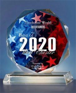 2020 BEST ENTERTAINER